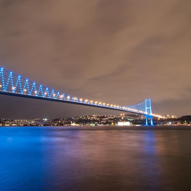 """Bosporus bridge"" stock image"