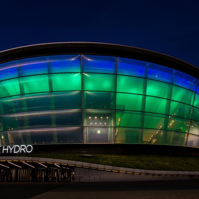 """Hydro"" stock image"