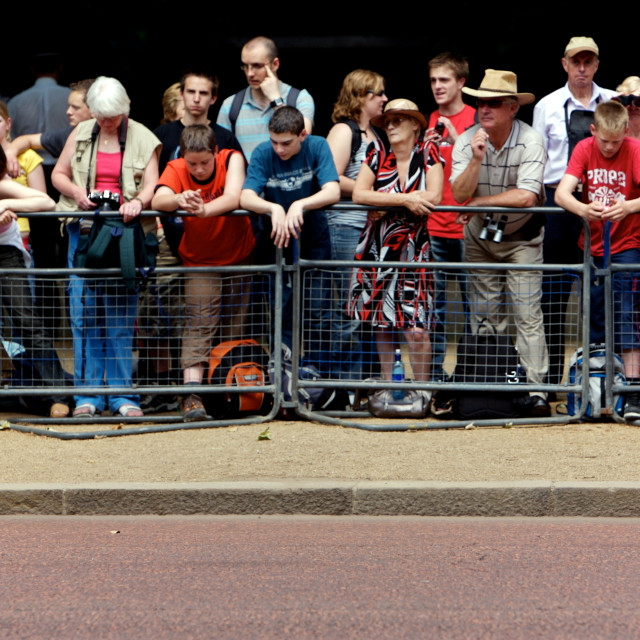 """London, Royal Guard"" stock image"