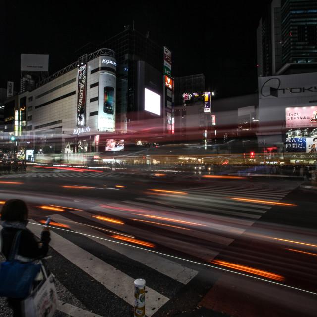 """Shibuya, Tokyo"" stock image"