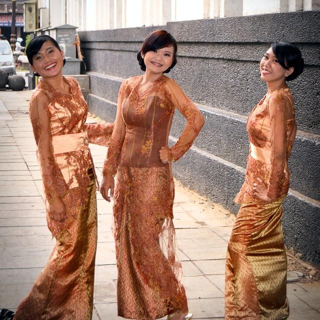 """""""Street Style Jakarta"""" stock image"""