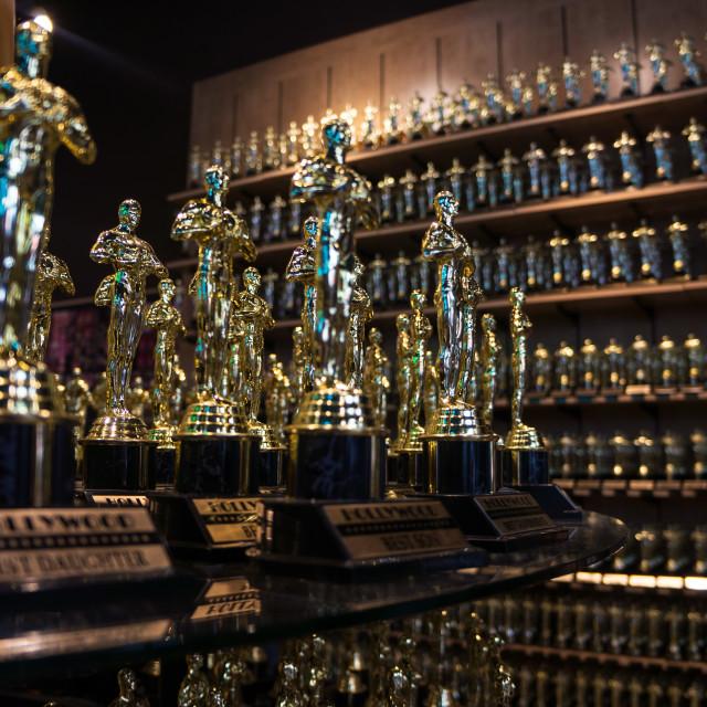 """Oscars"" stock image"
