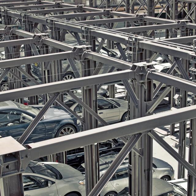 """Parking"" stock image"