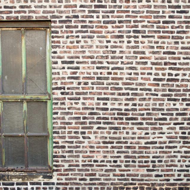 """Lonely Window"" stock image"