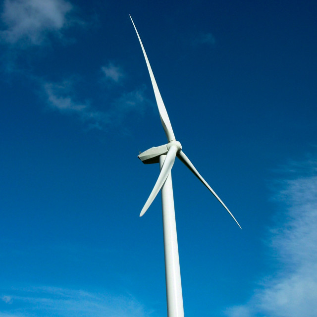 """Wind Turbine"" stock image"