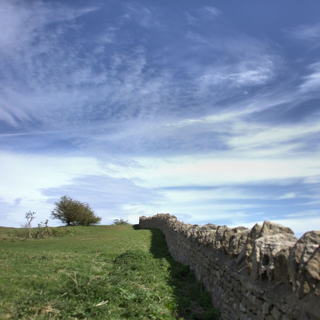 """""""Sky Wall"""" stock image"""