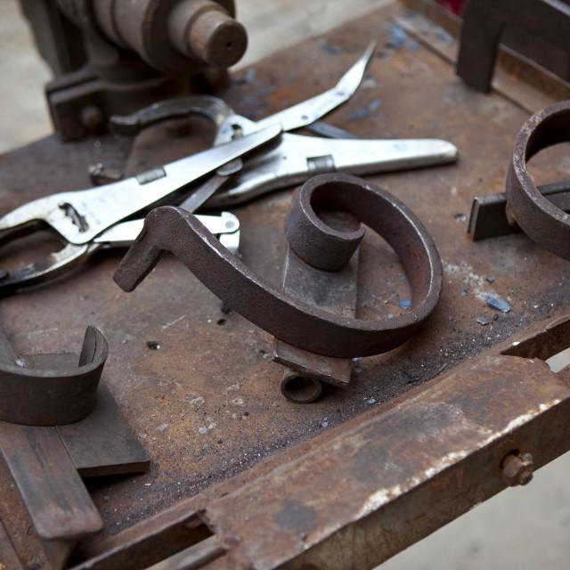 """Tools"" stock image"