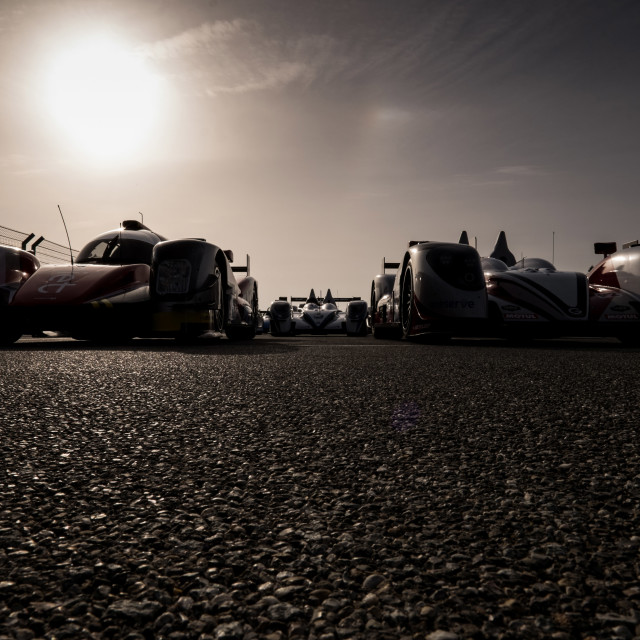 """Sportscar Sunrise"" stock image"