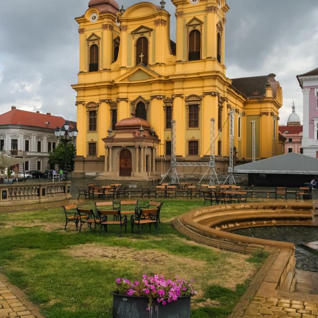 """""""Timisoara City"""" stock image"""