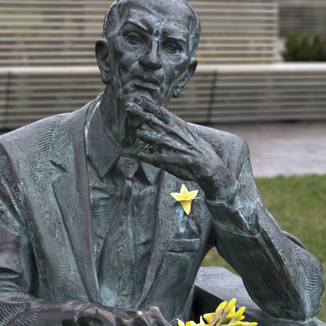 """Jan Karski"" stock image"
