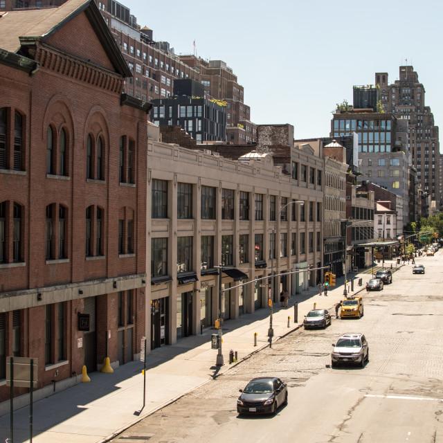 """Street View"" stock image"