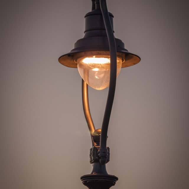 """Clontalf Lamp"" stock image"