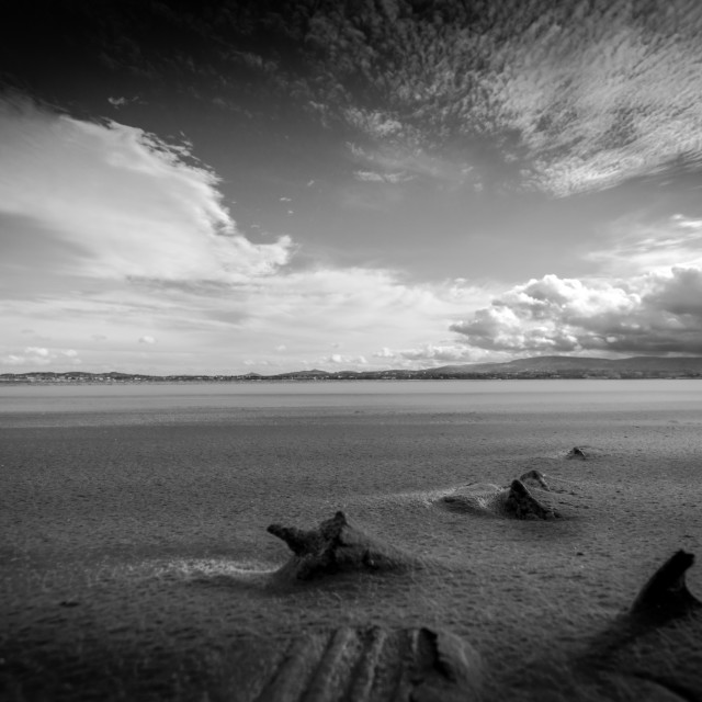 """Poolbeg Beach #3"" stock image"