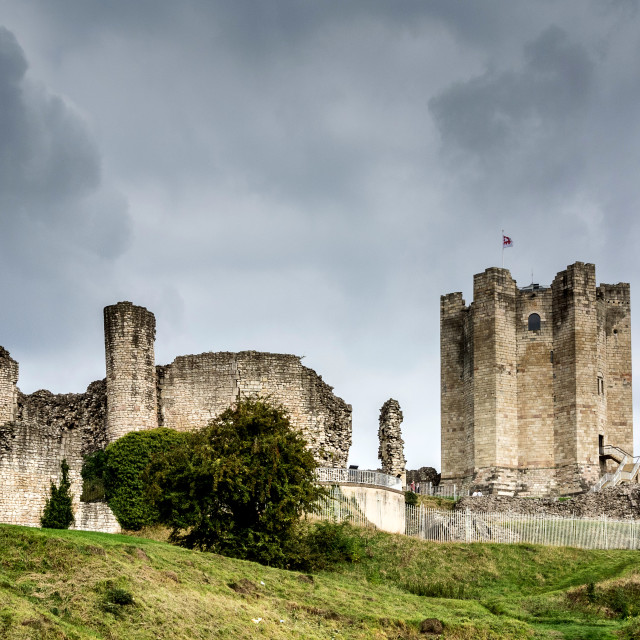 """Stomy Castle"" stock image"