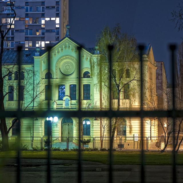 """Synagogue"" stock image"