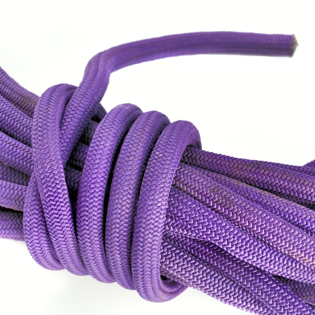 """rope for climbing"" stock image"