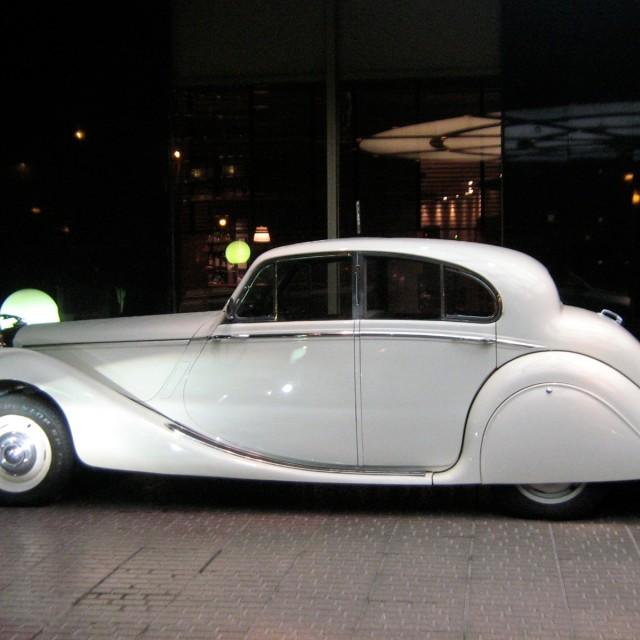 """Rolls Royce 2"" stock image"