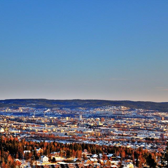 """Oslo"" stock image"