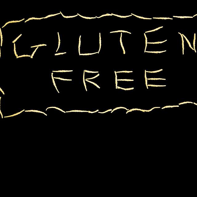 """gluten free pasta"" stock image"