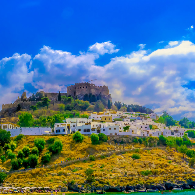 """Acropolis Greese"" stock image"