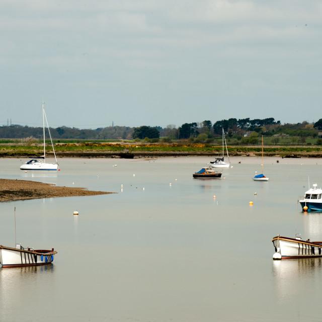 """Aldeburgh, Soffolk"" stock image"