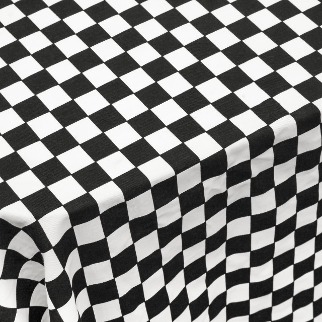 """checkered tablecloth"" stock image"