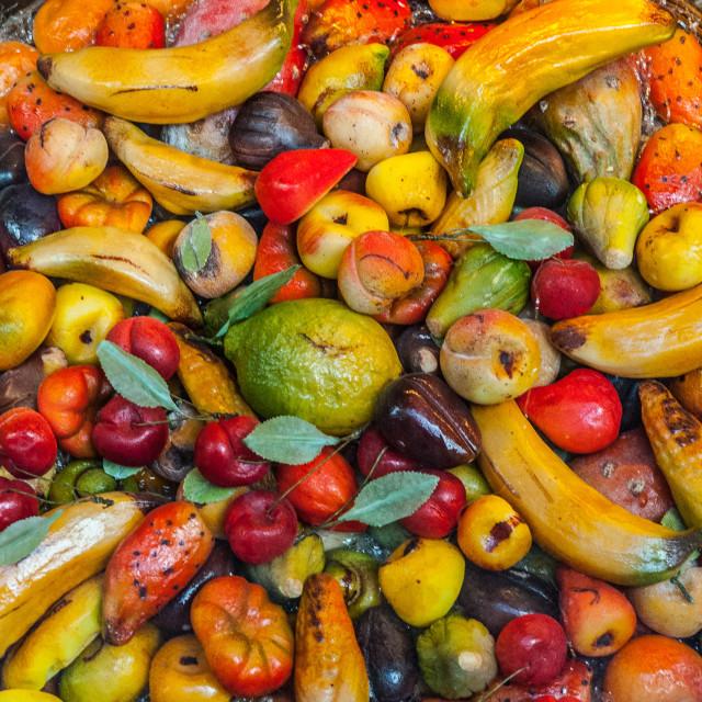 """Tutti Fruitti"" stock image"