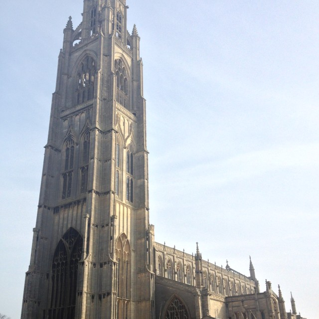 """Boston Stump"" stock image"