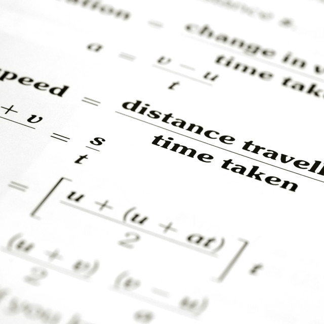 """""""distance and time"""" stock image"""