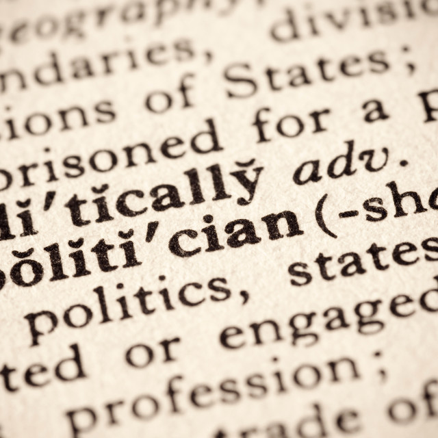 """politician"" stock image"