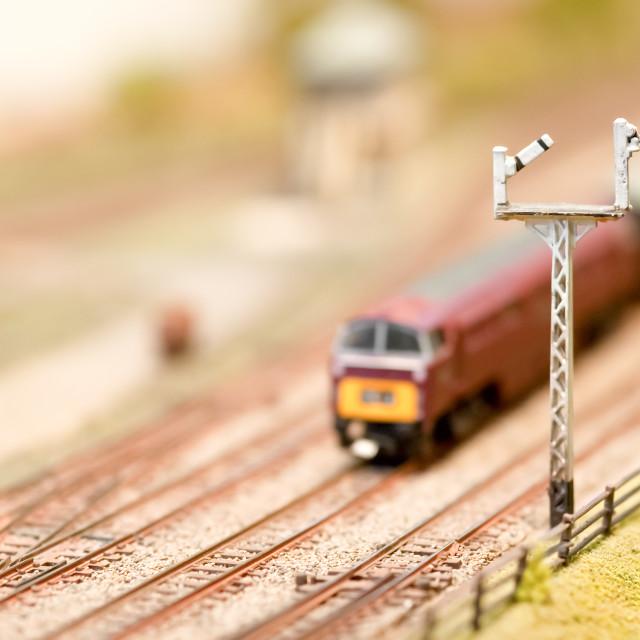 """railroad signals"" stock image"