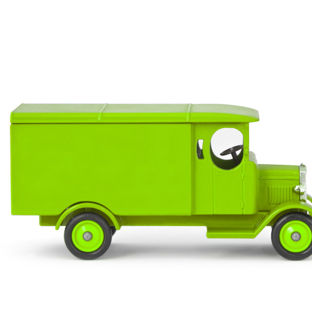 """eco truck"" stock image"