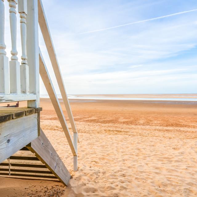 """""""beach horizon"""" stock image"""