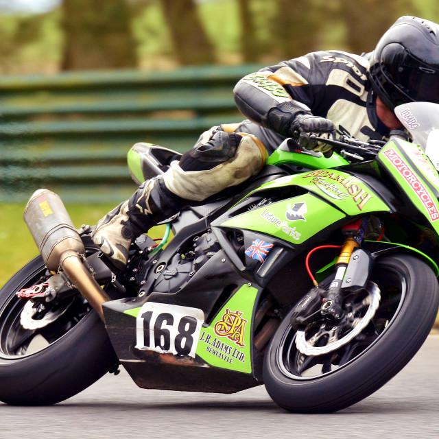 """Motor-Racing 2015"" stock image"