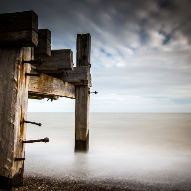 """""""Great Yarmouth Pier"""" stock image"""