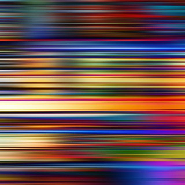 """Colourful speed stripes background"" stock image"