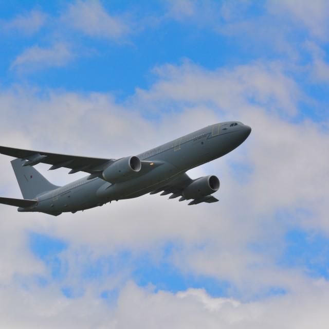 """""""RAF Voyager"""" stock image"""
