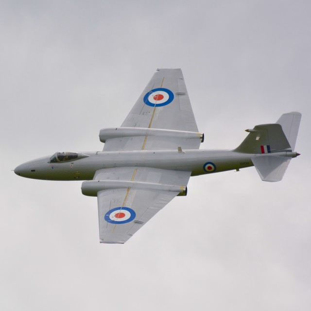 """English Electric Canberra"" stock image"