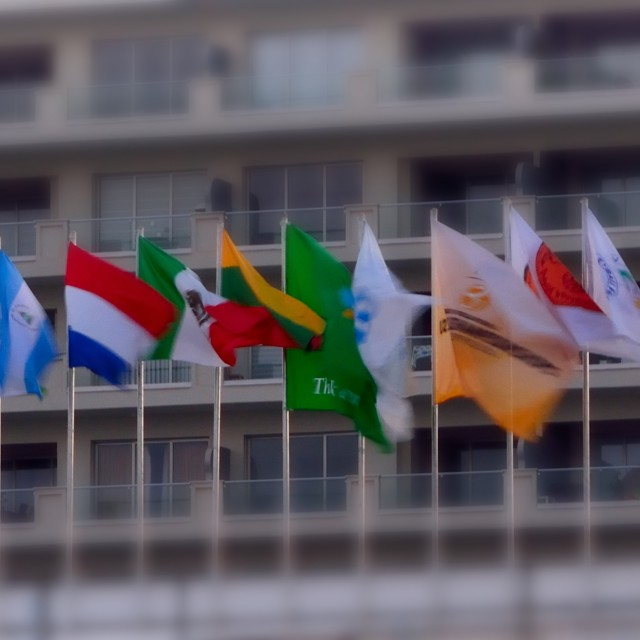 """""""National Flags"""" stock image"""