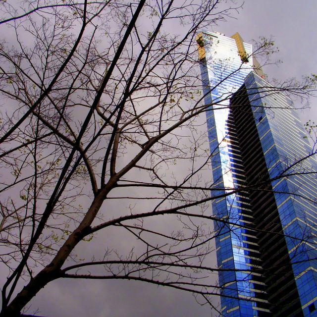 """Eureka tower, Melbourne, Australia"" stock image"