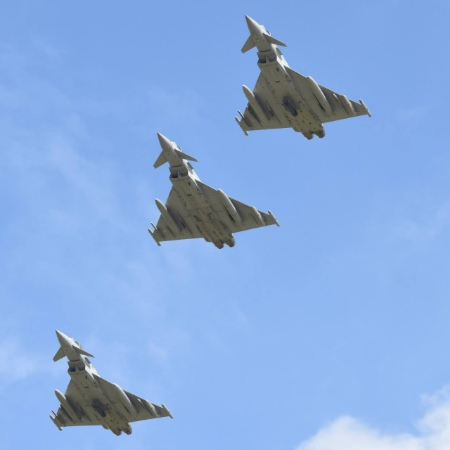 """3 ship typhoon formation"" stock image"