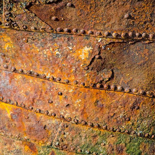 """Rust"" stock image"