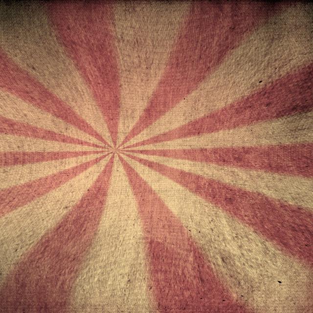 """Faded grunge starburst"" stock image"