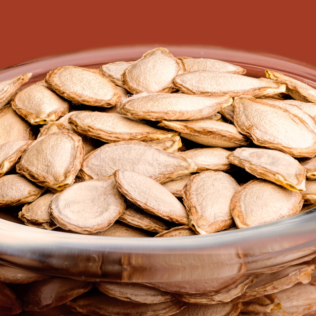 """Pumpkin Seeds"" stock image"