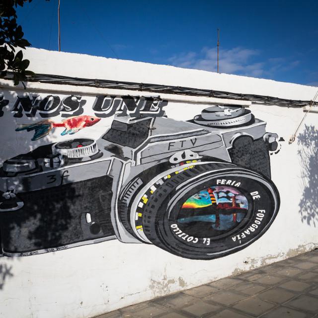 """Camera Art"" stock image"