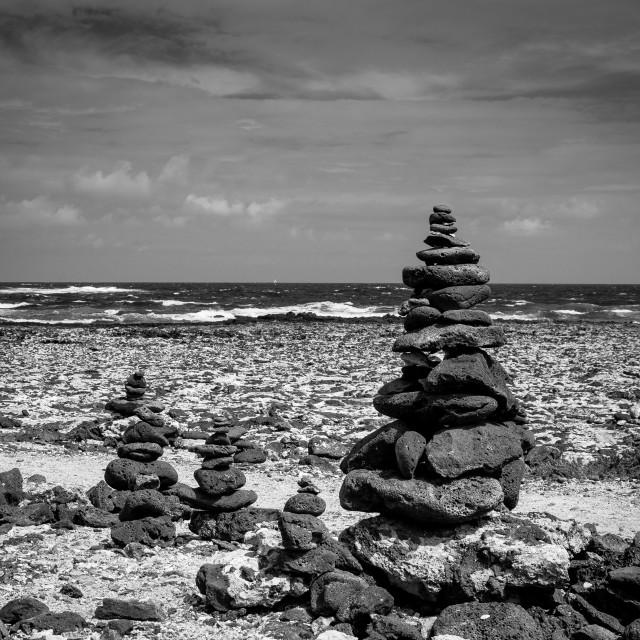 """Stone Sculpture"" stock image"