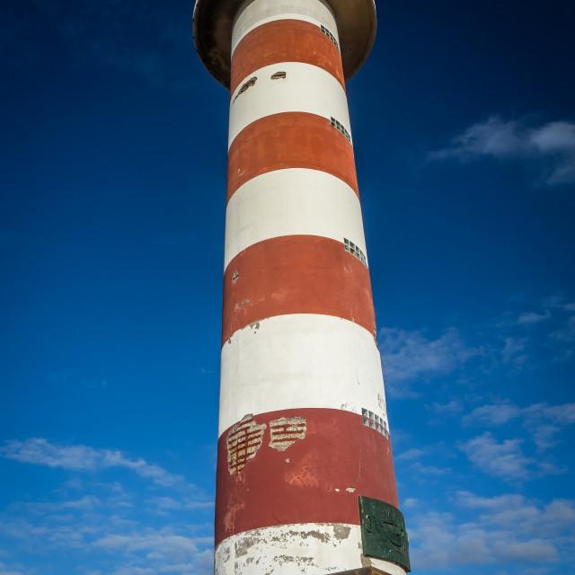 """El Faro del Toston"" stock image"