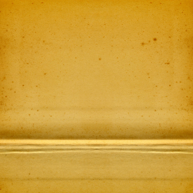 """""""Vintage creased paper background"""" stock image"""