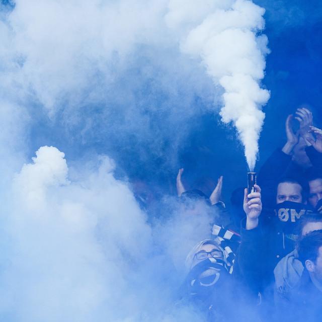 """Smoke Grenades"" stock image"