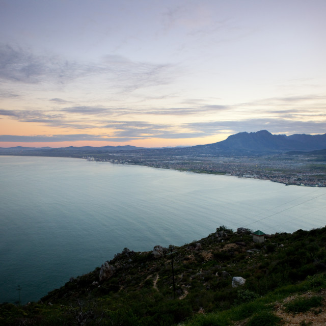 """False Bay"" stock image"